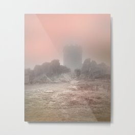 The One Tower Metal Print