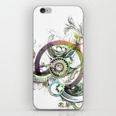 a good place for sincere thought iPhone & iPod Skin