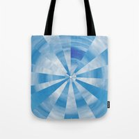 skyfall Tote Bags featuring SKYFALL by Twntÿandsevn
