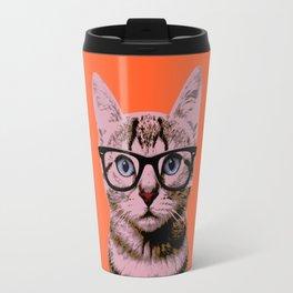 Warhol Cat 2 Travel Mug