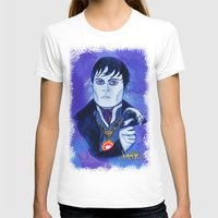 johnny depp T-shirts featuring Barnabas Collins - Johnny Depp by Jonboistars