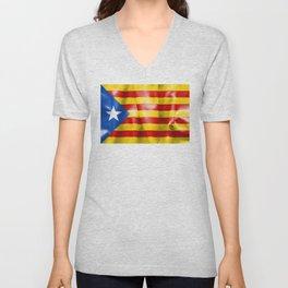 Estelada Flag Unisex V-Neck