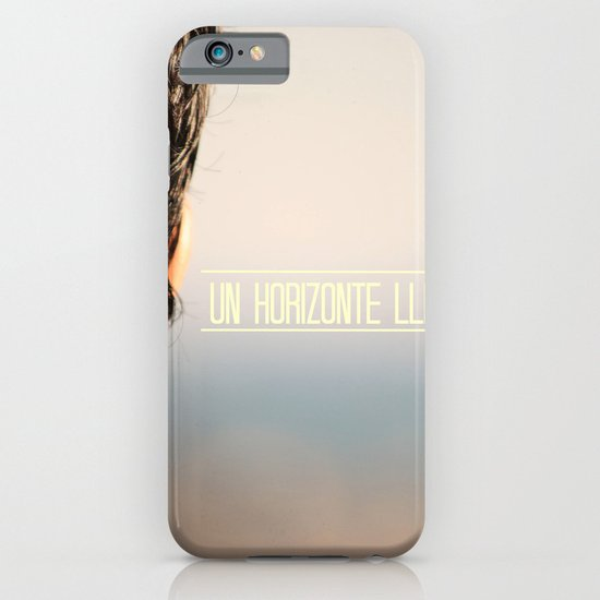 Un horizonte lleno de posibilidades iPhone & iPod Case