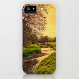 Dawn On The Dearne iPhone Case