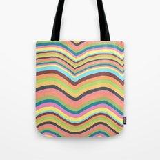 Joyful Burst Tote Bag