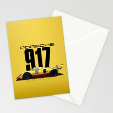 Lennep Piper 1970 Le Mans - 917K Chassis 917-021 Stationery Cards