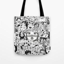 Ahegao classic Tote Bag