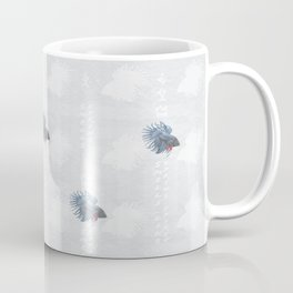 Smells Like Spring pattern Coffee Mug