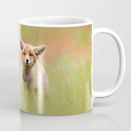 Funny Fox Kit Coffee Mug