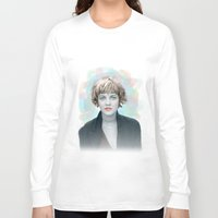 90s Long Sleeve T-shirts featuring 90s drew by lanabeebear