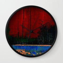 Simon Carter Painting Changling Wall Clock