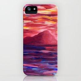 Ischia Island iPhone Case