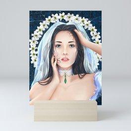 Of Weddings & Funerals Mini Art Print