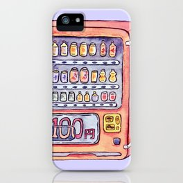 Cold Drinks iPhone Case