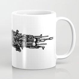 The few The proud The sacrificed Coffee Mug