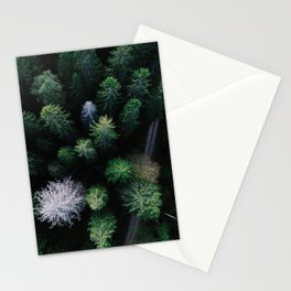 From Afar III Stationery Cards