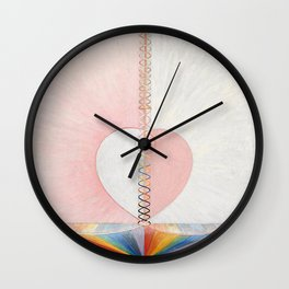 Hilma af Klint, Group IX/UW No. 25 Wall Clock