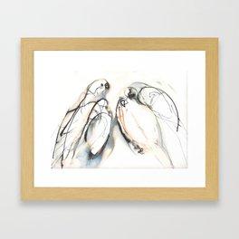 forum Framed Art Print