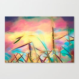 Peaceful Summer Canvas Print