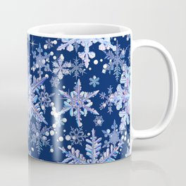 Snowflakes #3 Coffee Mug