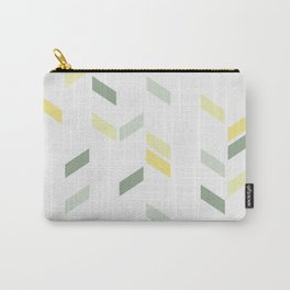 Geometric Confetti (Tropical Party) Carry-All Pouch