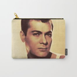 Tony Curtis, Hollywood Legend Carry-All Pouch