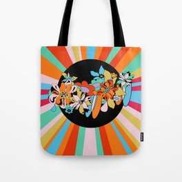 Eternally Floral Tote Bag