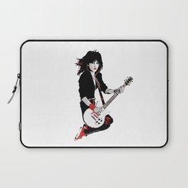 Joan Jett, The Queen of Rock Laptop Sleeve