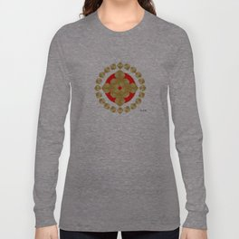 Fleuron Composition No. 82 Long Sleeve T-shirt