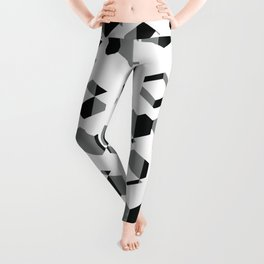 Cubicles Leggings