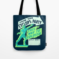Cyclops Party Tote Bag