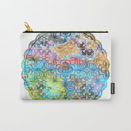 Colorful Manadala Carry-All Pouch