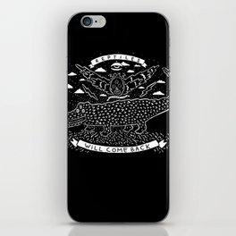 reptiles iPhone Skin