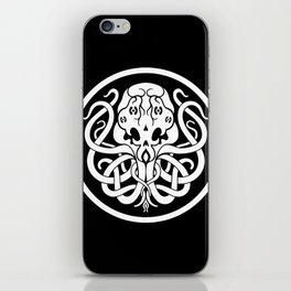 Cthulhu Symbol iPhone Skin