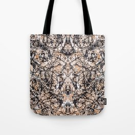 Reflecting Pollock Tote Bag