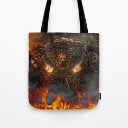 Keeper Of The Secret From Hell Tote Bag