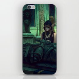 Shorel'aran my King iPhone Skin