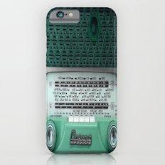 VINTAGE radio iPhone 6s Slim Case