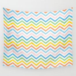Retro 60 - Second Wave Wall Tapestry