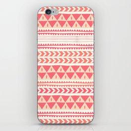 Winter Stripe II iPhone Skin