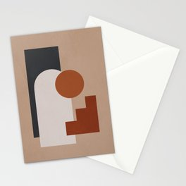 Abstract Art 20 Stationery Cards