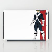 cyclops iPad Cases featuring Cyclops by Andrew Formosa