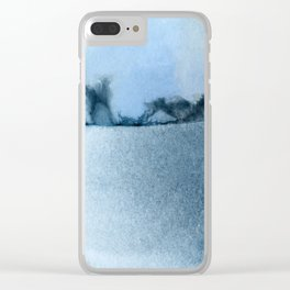 A Serene Life 1H - by Kathy Morton Stanion Clear iPhone Case
