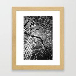 New York - State of Mind Framed Art Print
