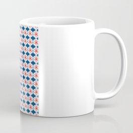 Beach Floral Coffee Mug