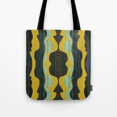 Tribal Minty Tote Bag