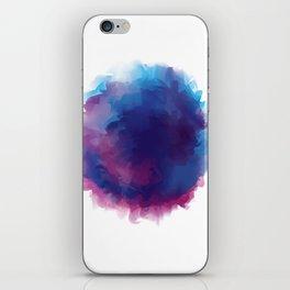 watercolour iPhone Skin