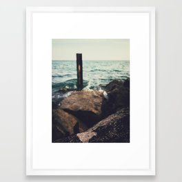 Attention to Detail Framed Art Print