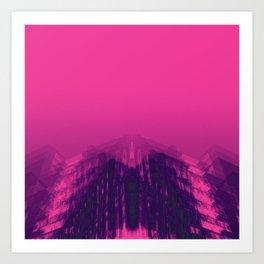 dtla apartments 2 Art Print