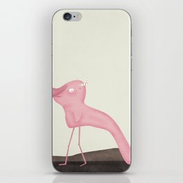 I'm Dragging My Butt iPhone Skin